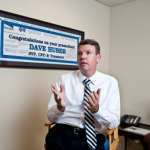 CFO of the year David Huber - find a CFO service today